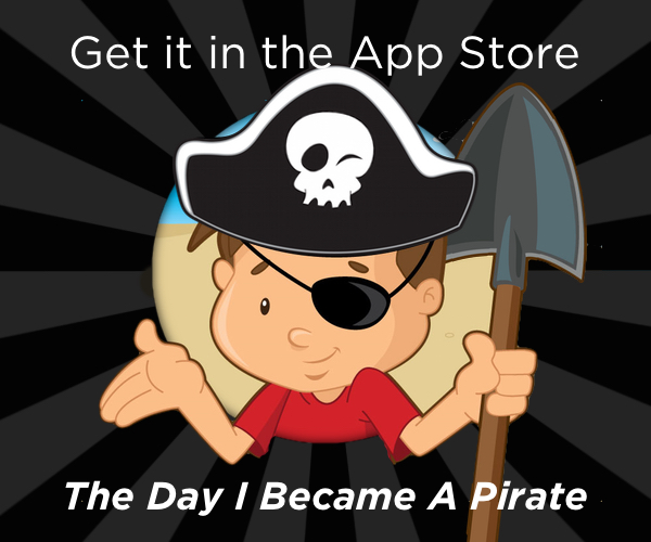 Get The Day I Became A Pirate Book App