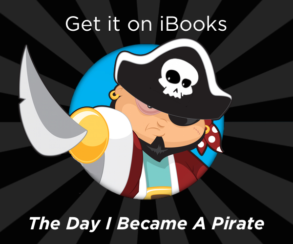 Get The Day I Became A Pirate on iBooks