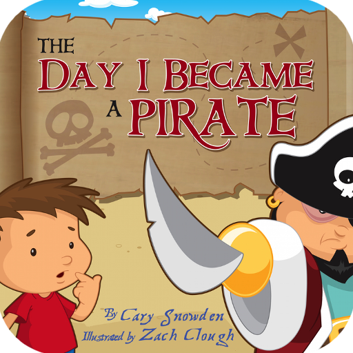 The Day I Became A Pirate Book Icon