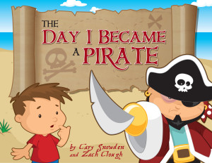 The Day I Became A Pirate on iBooks