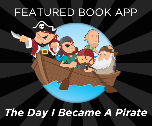The day I became a pirate book for kids